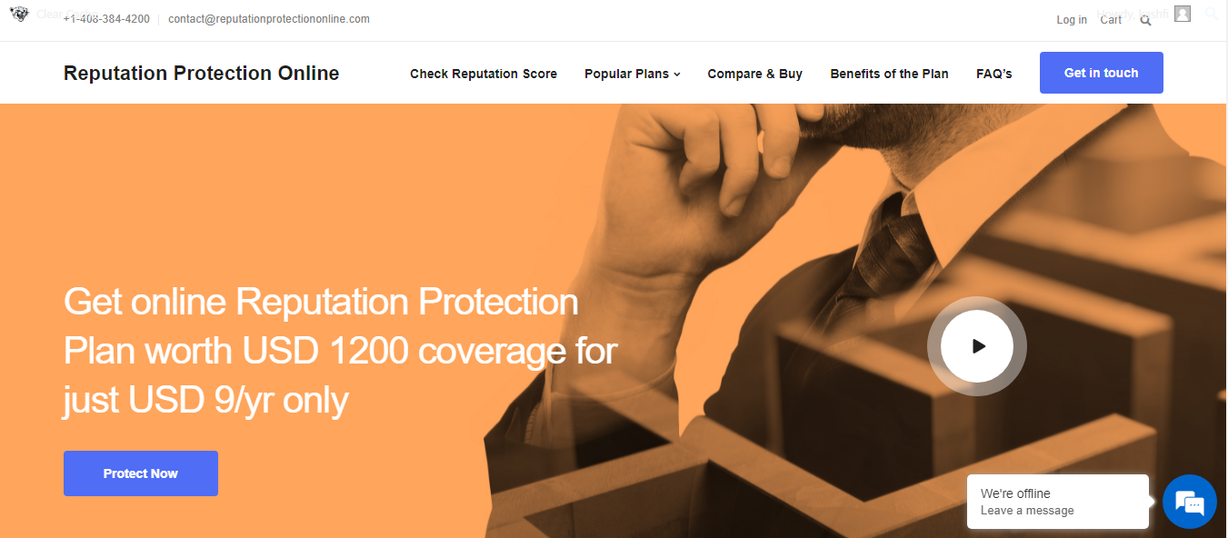 Reputation Protection Online