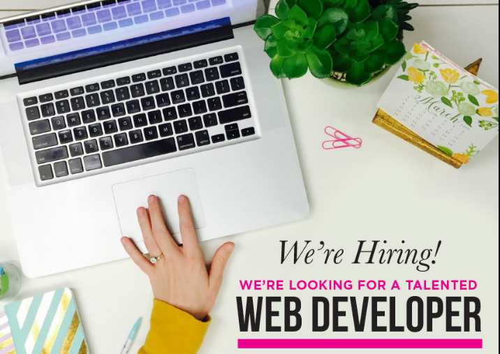 Hiring Web Developer-WordPress at Noida Sector-62